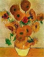 Os Girassóis de Van Gogh