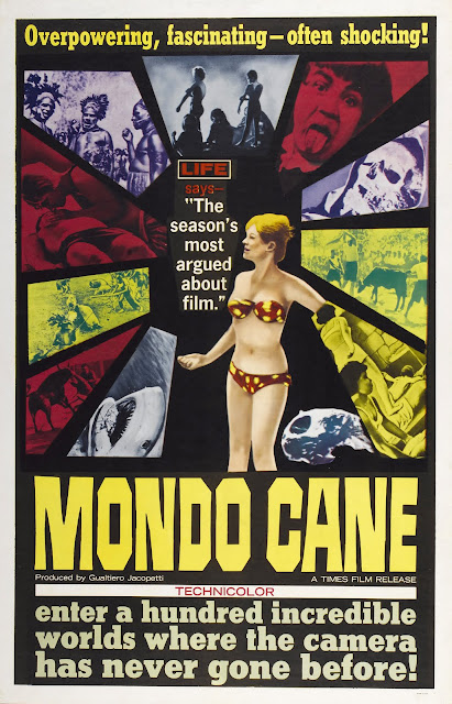 Pieski �wiat / Mondo cane (1962) PL.TVRip.XviD / Lektor PL
