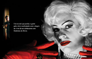 Cartaz do filme A Outra Margem
