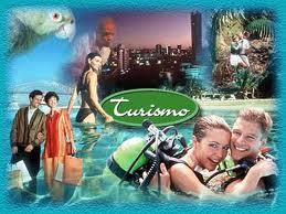 Imagem de pessoas em contexto de turismo