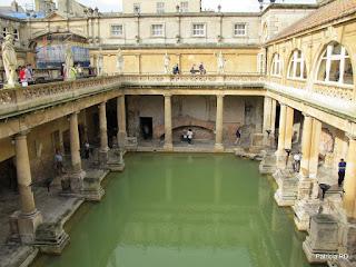 Foto Termas Romanas em Bath