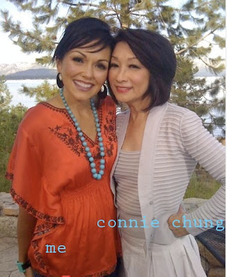 connie chung and maury povich. Connie Chung is a new hero!