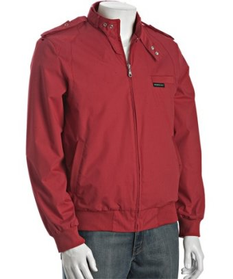 UltraClub? Adult Nylon Coaches Jacket - Red - L Reviews