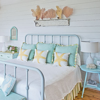 Coastal cottage decorating ideas dream house experience for Cottage beach house decor