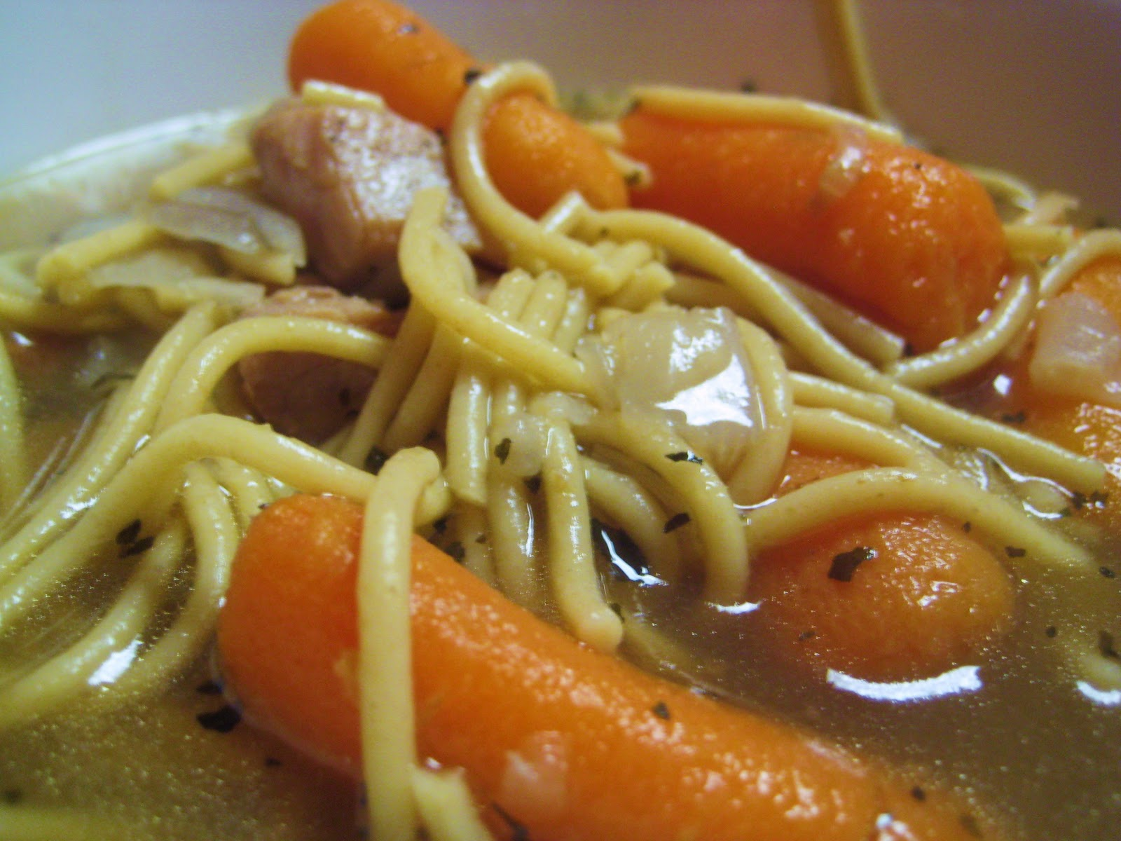 how to make lipton chicken noodle soup from scratch