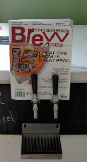 The September 2010 issue of Brew Your Own magazine
