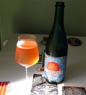 Lambrucha - A blend of lambic and kombucha.