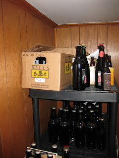 My case of Expedition #8728, bottled September 16th, 2008 (According to Bell's Batch Finder).
