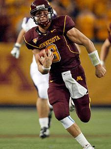 Gopher football player