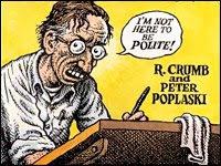 R. Crumb: