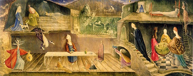 Leonora Carrington's