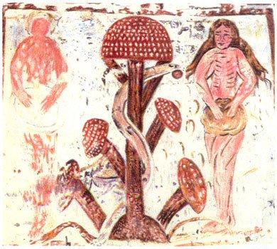 Mushroom Tree-b