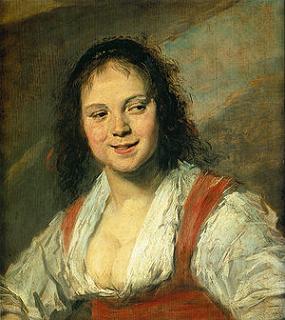 URRAKAGALERÍA: Frans Hals  (1585 - 1666)