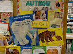Author of the Month-Eric Carle