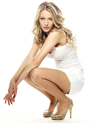 Hot woman: Blake Lively Early life and career