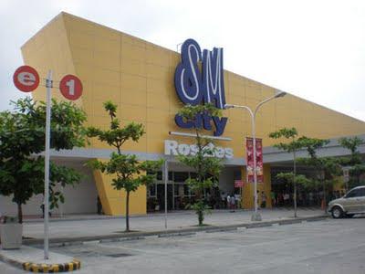 SM city Rosales mall