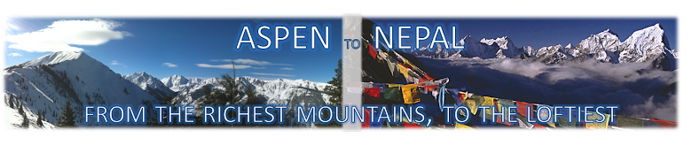 Aspen to Nepal