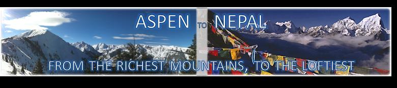 Aspen to Nepal