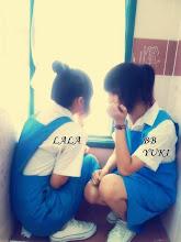 LALA ♥ BB YUKI