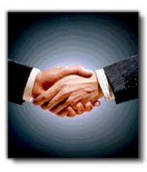 picture of people shaking hands
