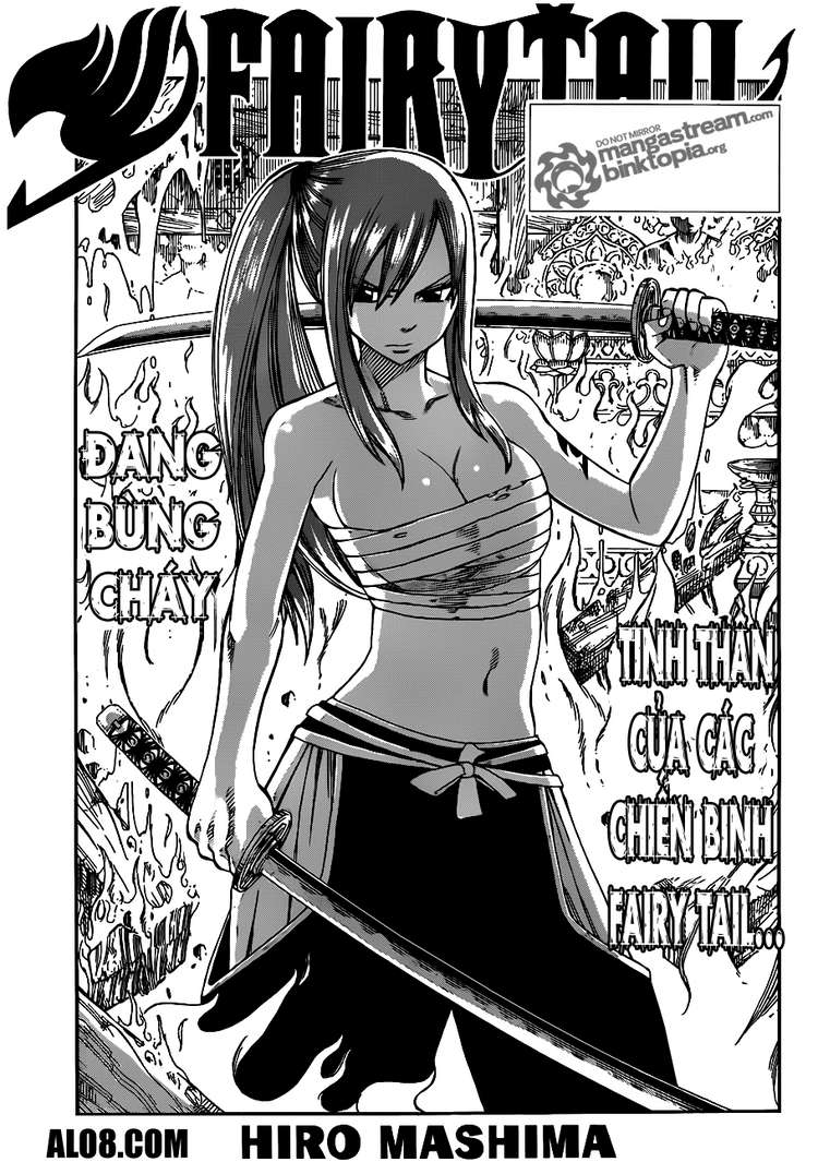 TruyenHay.Com - Ảnh 1 - Fairy Tail Chap 235