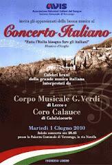 """Concerto per la """"Festa della Repubblica""""  2010"""