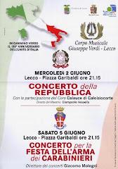 Concerti Giugno 2010