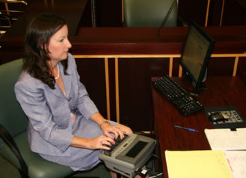 A Court Reporter vs. a Stenographer - BOSS Reporting