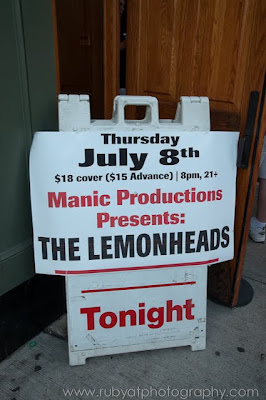 The Lemonheads at Daniel Street July 8