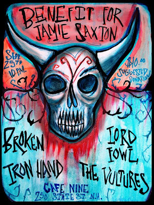 Benefit For Jamie Sexton