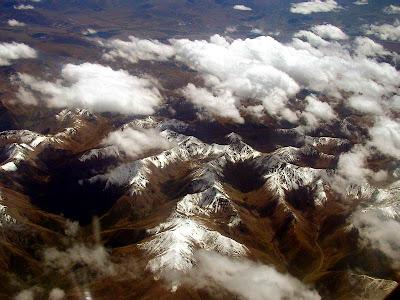 Tibet aérien