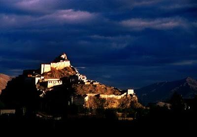monastère tibétain