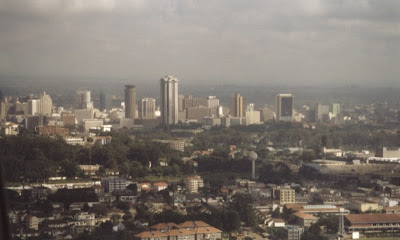 gratte-ciel Nairobi