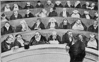 députés daumier