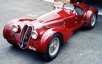 Alfa racing 1938