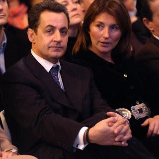 le président et madame