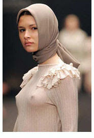 jeune fille au hijab