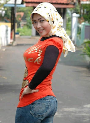 voile indonésien