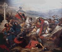 bataille de Poitiers 732