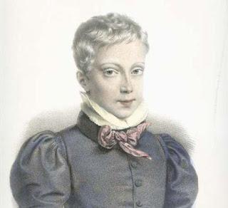 le jeune Duc de Bordeaux