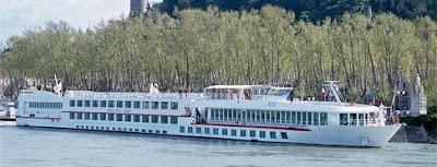 le bateau Viking Seine