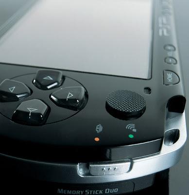 PSP3 de Sony