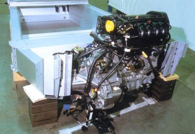 moteur Rover K