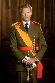 Grand Duc Henri de Luxembourg