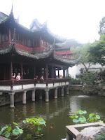 bassin du jardin chinois