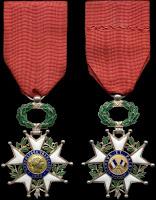 médaille LH