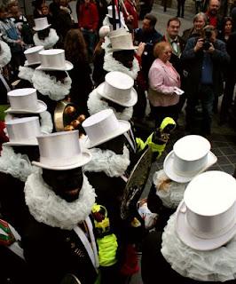défilé carnaval nègre