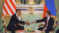 Medvedev et Obama