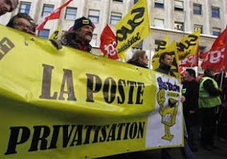 manif Postiers