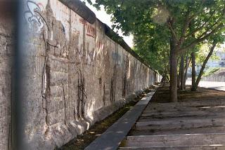 mur abandonné